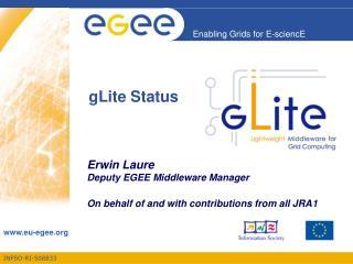 gLite Status