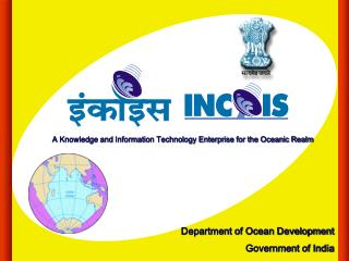 A Knowledge and Information Technology Enterprise for the Oceanic Realm