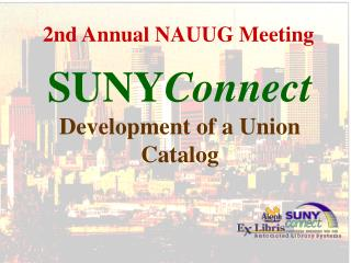 2nd Annual NAUUG Meeting