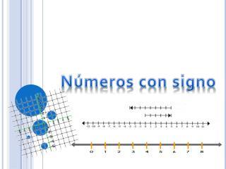 Números con signo