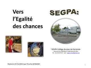 SEGPA: