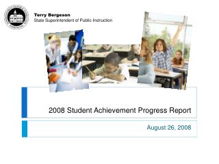 2008 Student Achievement Progress Report