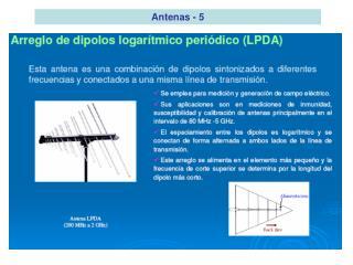 Antenas - 5