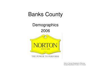Banks County