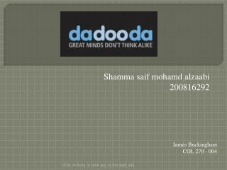 Shamma saif mohamd alzaabi 200816292