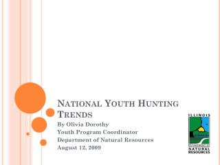 National Youth Hunting Trends