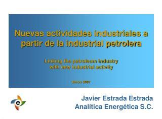 Javier Estrada Estrada Analítica Energética S.C.