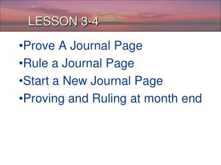 LESSON 3-4