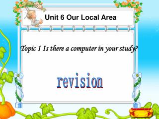 Topic 1 Is there a computer in your study?