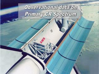 Observational data on Primary CR Spectrum
