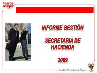 INFORME GESTIÒN  SECRETARIA DE HACIENDA 2009