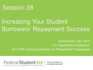 Increasing Your Student Borrowers' Repayment Success