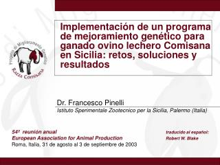 54º  reuni ón anual traducido al español :