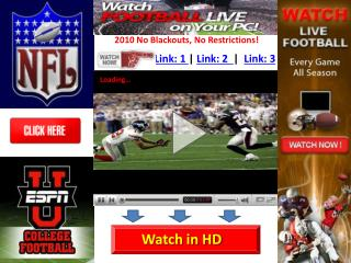 Watch Oakland Raiders vs Indianapolis Colts Game Online Live