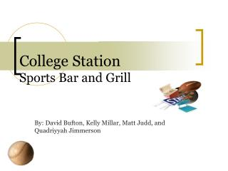 College Station  Sports Bar and Grill