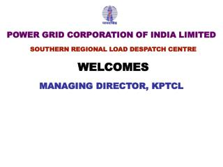 MANAGING DIRECTOR, KPTCL