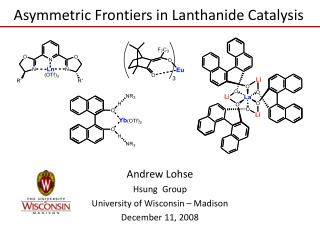 Asymmetric Frontiers in Lanthanide Catalysis