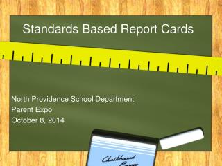 Standards Based Report Cards