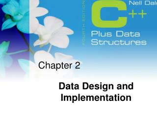 2 Data Design and Implementation