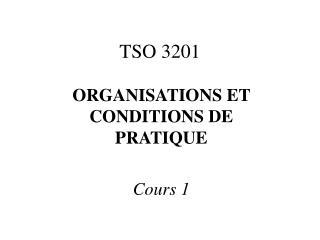 TSO 3201