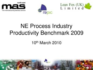 NE Process Industry Productivity Benchmark 2009