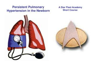 Persistent Pulmonary Hypertension in the Newborn