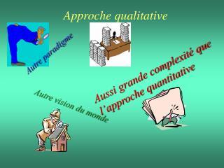 Approche qualitative