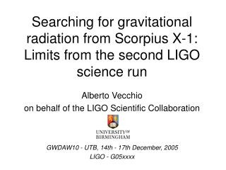 Searching for gravitational radiation from Scorpius X-1:  Limits from the second LIGO science run