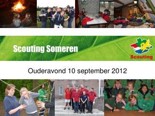 Scouting Someren