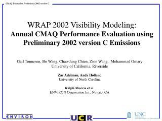 Gail Tonnesen, Bo Wang, Chao-Jung Chien, Zion Wang,  Mohammad Omary