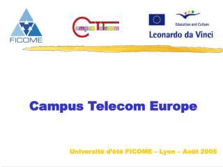 Campus Telecom Europe