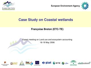 Case Study on Coastal wetlands