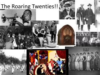 The Roaring Twenties!!