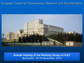 European Centre for Parliamentary Research and Documentation