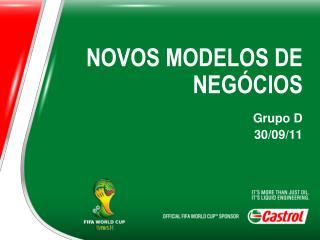 NOVOS MODELOS DE NEG�CIOS