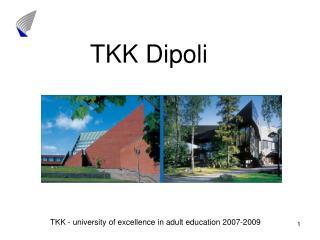 TKK Dipoli