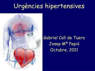 Urgències hipertensives