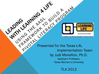 Leading with Learning 4 life