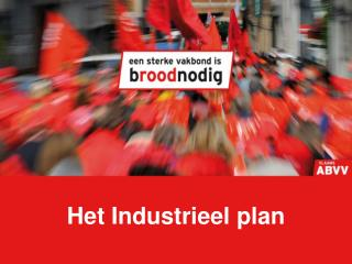 Het  Industrieel  plan
