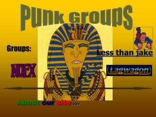 Punk Groups