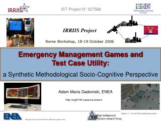 IRRIIS Project Rome Workshop, 18-19 October 2006