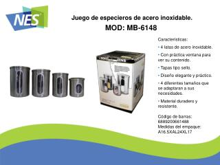 MOD: MB-6148