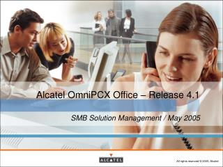 Alcatel OmniPCX Office – Release 4.1