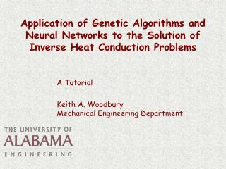 Application of Genetic Algorithms and Neural Networks to the Solution of Inverse Heat Conduction Problems