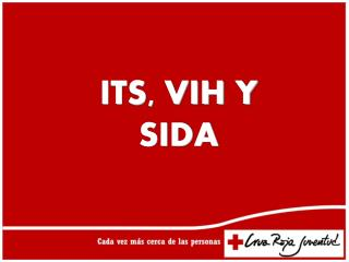 ITS, VIH Y SIDA