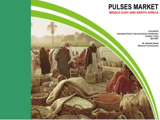 PULSES MARKET MIDDLE EAST AND NORTH AFRICA