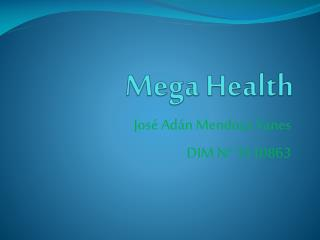 Mega Health