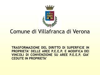 Comune di Villafranca di Verona