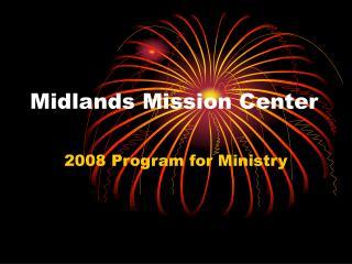 Midlands Mission Center