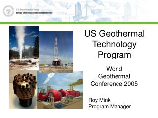 US Geothermal Technology Program